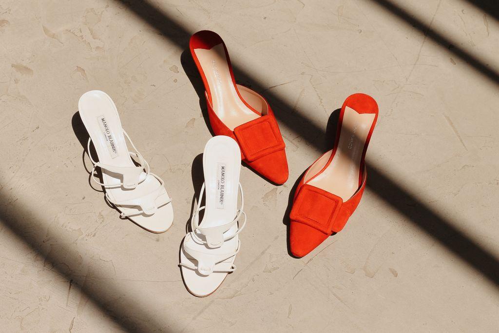 Women's Heels & Sandals Under $250