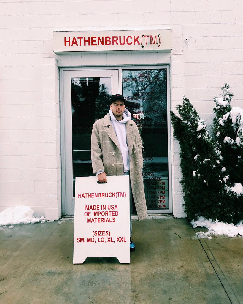Hathenbruck Founder Caleb Flowers