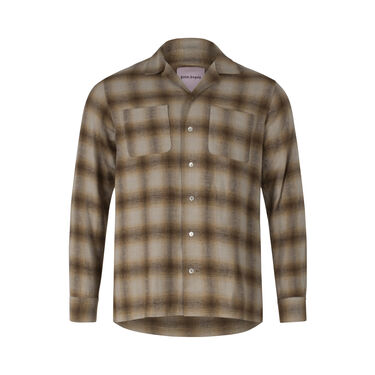 Palm Angels Checked Shirt