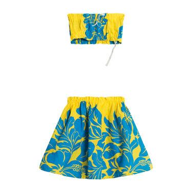 Two-Piece Beach Dress