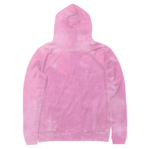 Club Fantasy Neo Logo Hoodie in Pink