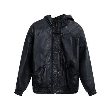 Vintage Glamper Leather Jacket