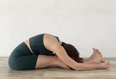 Yoga With Olivia - Zoom