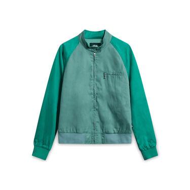 Vintage Stussy Jacket - Green