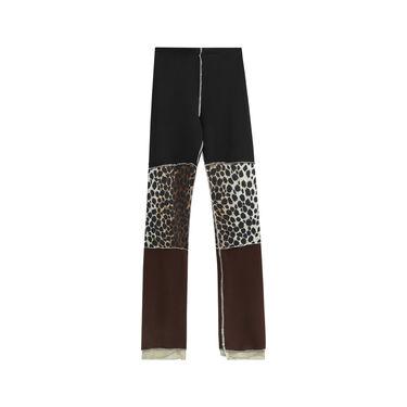 JJVintage Reworked Pant in Leopard Print