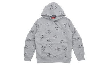 Supreme Eat Me Hooded Sweatshirt