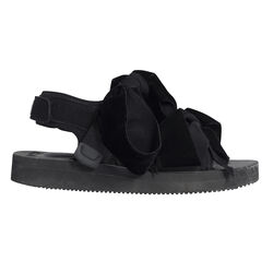 Cecile Bahnsen Velvet Sandals