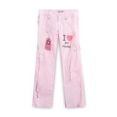 Pink Phone Pants