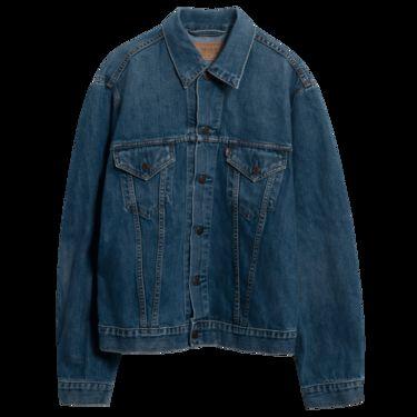 Levi's Vintage Denim Jacket - Mid Blue