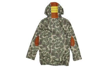 Visvim 2.5L GoreTex AWOL Camo Smock Hooded Jacket