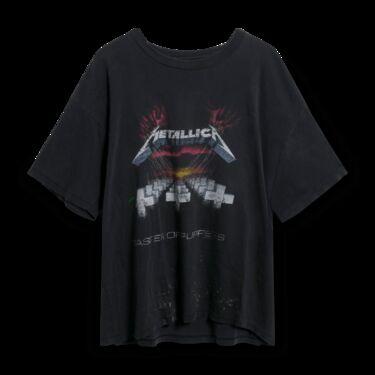 Vintage Metallica 1987 Master of Puppets Tee