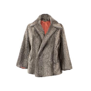 Vintage Persian Fur Coat
