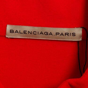 Vintage Balenciaga Paris Dress
