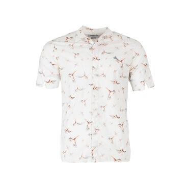 Vivienne Westwood Man All-Over Bird Print Button Up Shirt