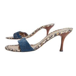 Dolce & Gabbana Leather Heels