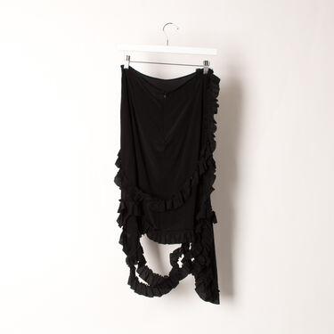 Simone Rocha Sheer Ruffle Skirt