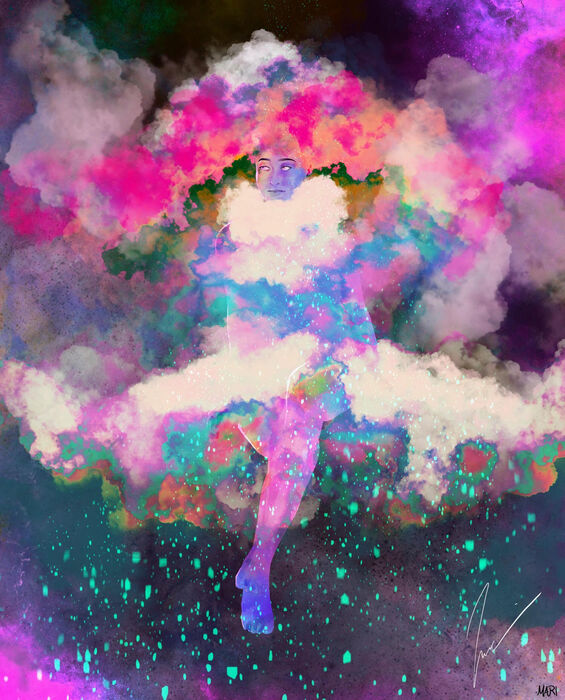 """""""Vibrance of the Clouds"""""""