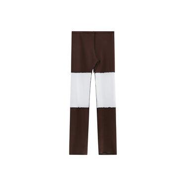 JJVintage Reworked Pant in Brown/Beige