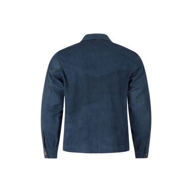 The Artful Scout Denim Utility Jacket