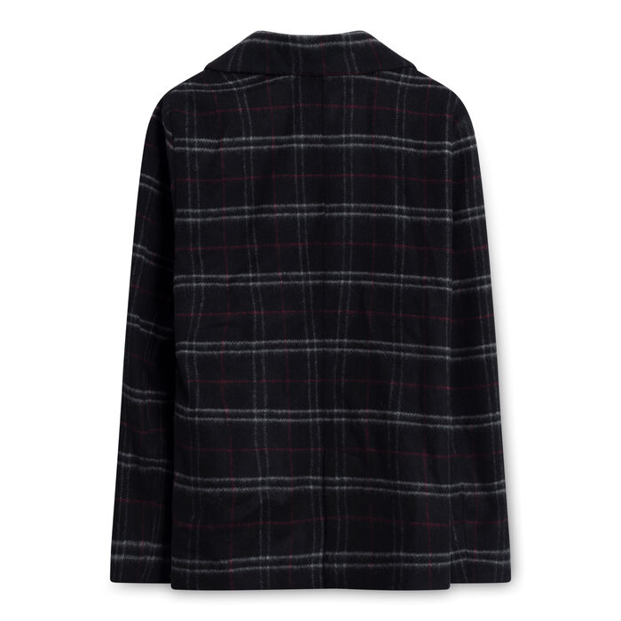 Woolrich Archive Stretch Wool Blazer - Black