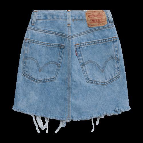 Levi's Vintage 505 Denim Skirt - Light Blue