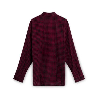 Gucci checkered Long Sleeve Shirt