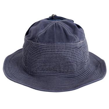 Vintage Kapital Bucket Hat - Dark Indigo