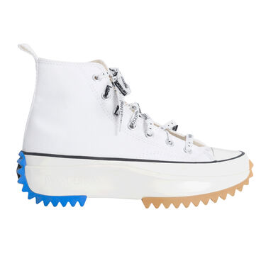 JW Anderson x Converse Run Star Hike Shoes- White