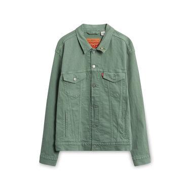 Custom Trucker Jacket