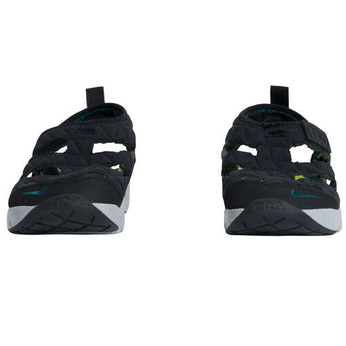 Reworked Nike ACG Men's Mt. Fuji Sandal in Black/Turquoise/Grey