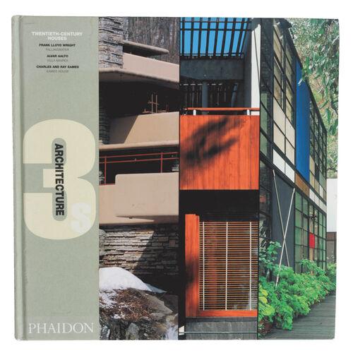 Twentieth Century Houses, Architecture 3s Book