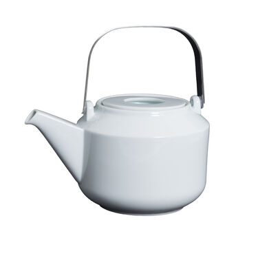 LT Teapot (600ml) - White