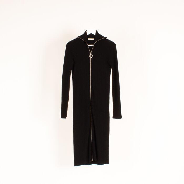 A.L.C. Jaxon Long Wool Blend Cardigan
