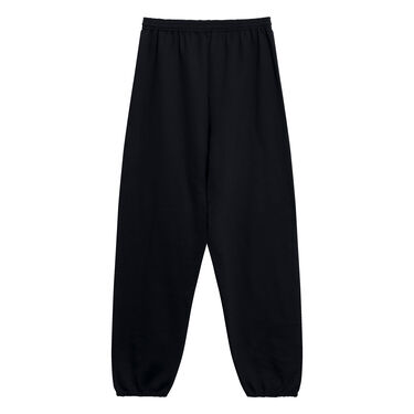 I Am Real Sweatpants in Black