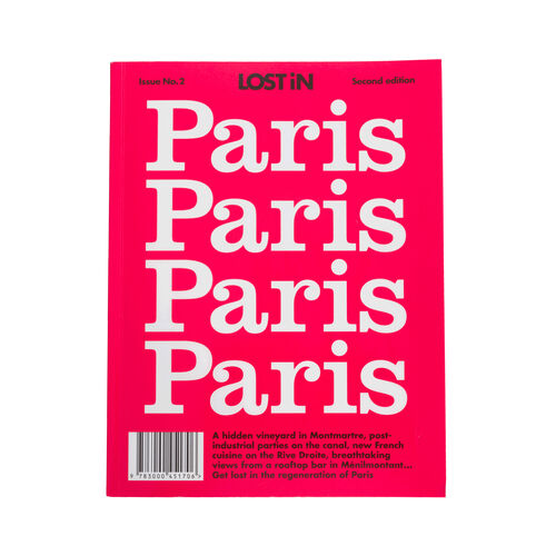 LOST in Paris: A City Guide Second Edition