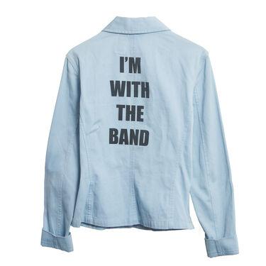 I'm With the Band Mechanic Jacket