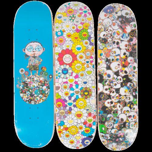 Takashi Murakami x Vans Deck Set