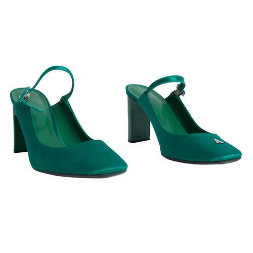 1017 Alyx Square Toe Sandals - Green
