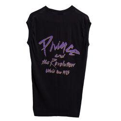Prince 1985 Concert Tour Shirt