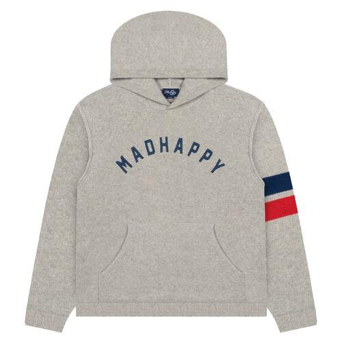 Madhappy Cashmere Hoodie-Ash