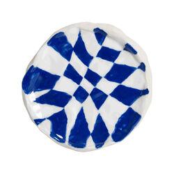 Psyche Checkerboard - Blue