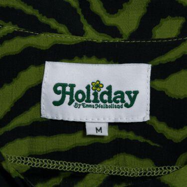 Holiday The Label Zebra Printed Shirt