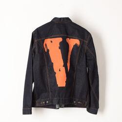 Vlone Trucker Denim Jacket