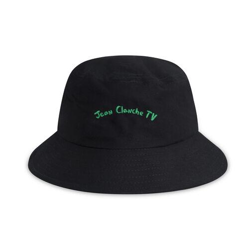 "Painter Bucket Hat ""Acid Jazz"" - Black"