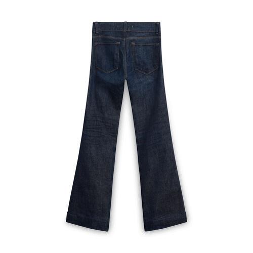 J Brand Bell Bottom Jeans - Blue