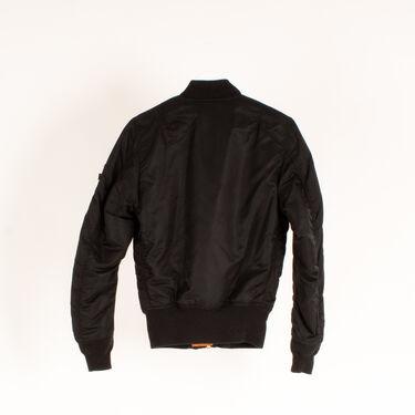Alpha Industries MA-1 Flight Jacket in Black