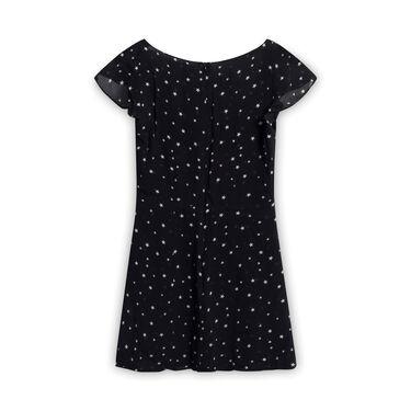 Reformation Star Print Mini Dress