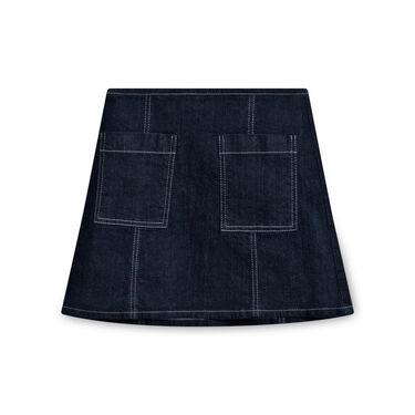 Reformation Denim Skirt