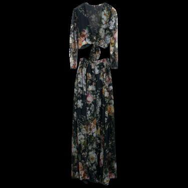 Lurelly Floral Silk Set