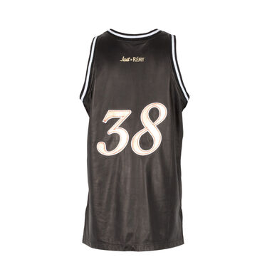 Don C x Remy Martin Leather Jersey